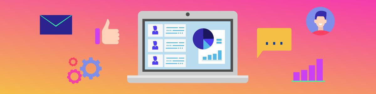 Kundenmanagement mit CRM-Systemen hat einige Vorteile, die wir in dieser Infografik aufzeigen
