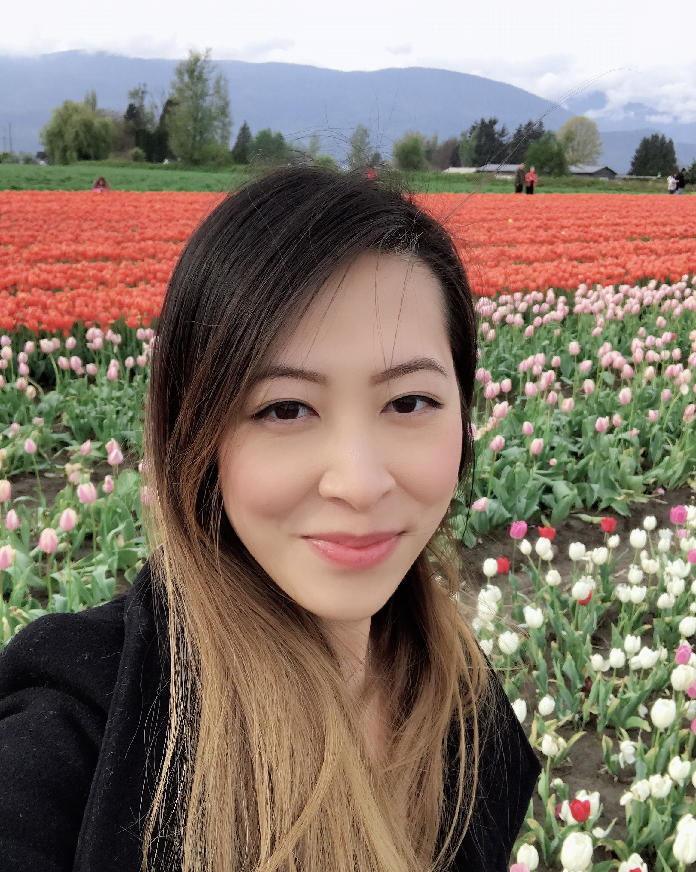 Featured client of the month: Cynthia Liang!