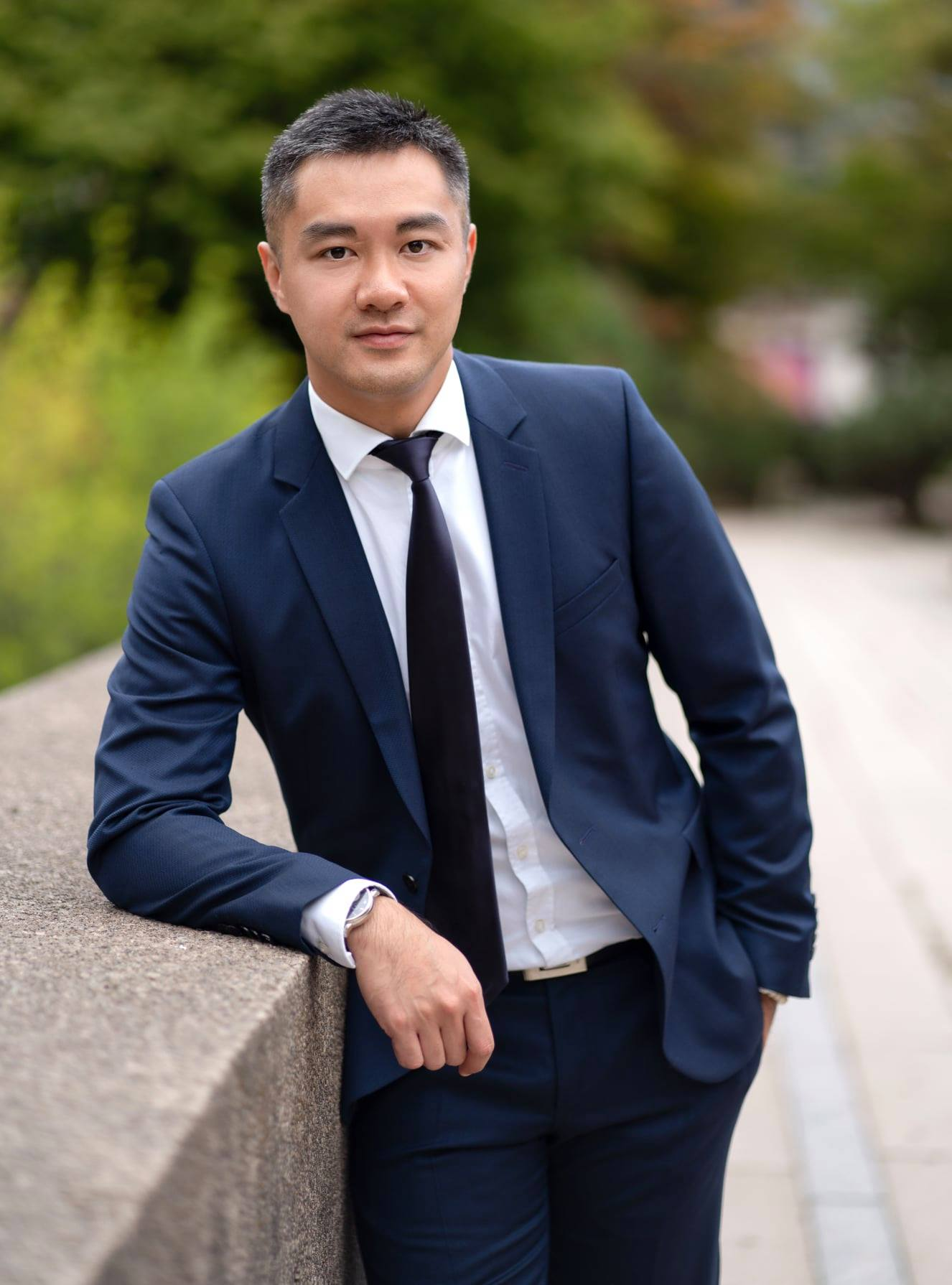 Featured Fire Client of the month: Stanley Chiu