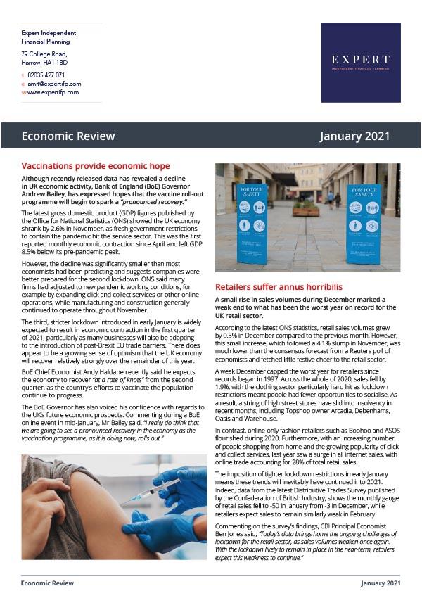 Economic Jan '21