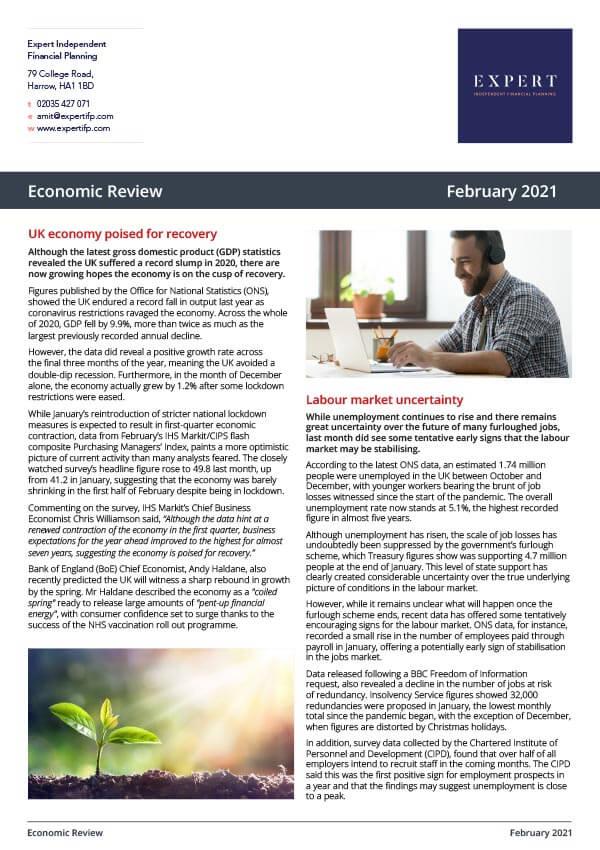 Economic Feb '21