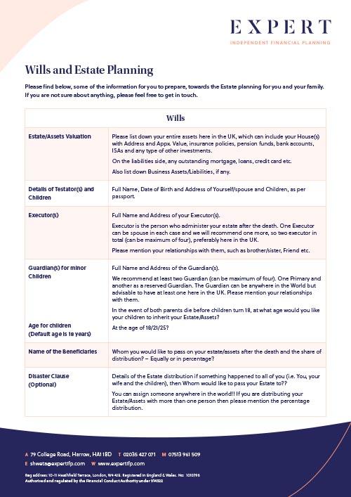 Expert IFP document thumbnail - Brochure