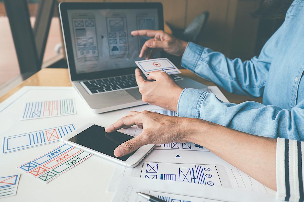 Öka försäljningen genom att investera i en hemsida till företaget