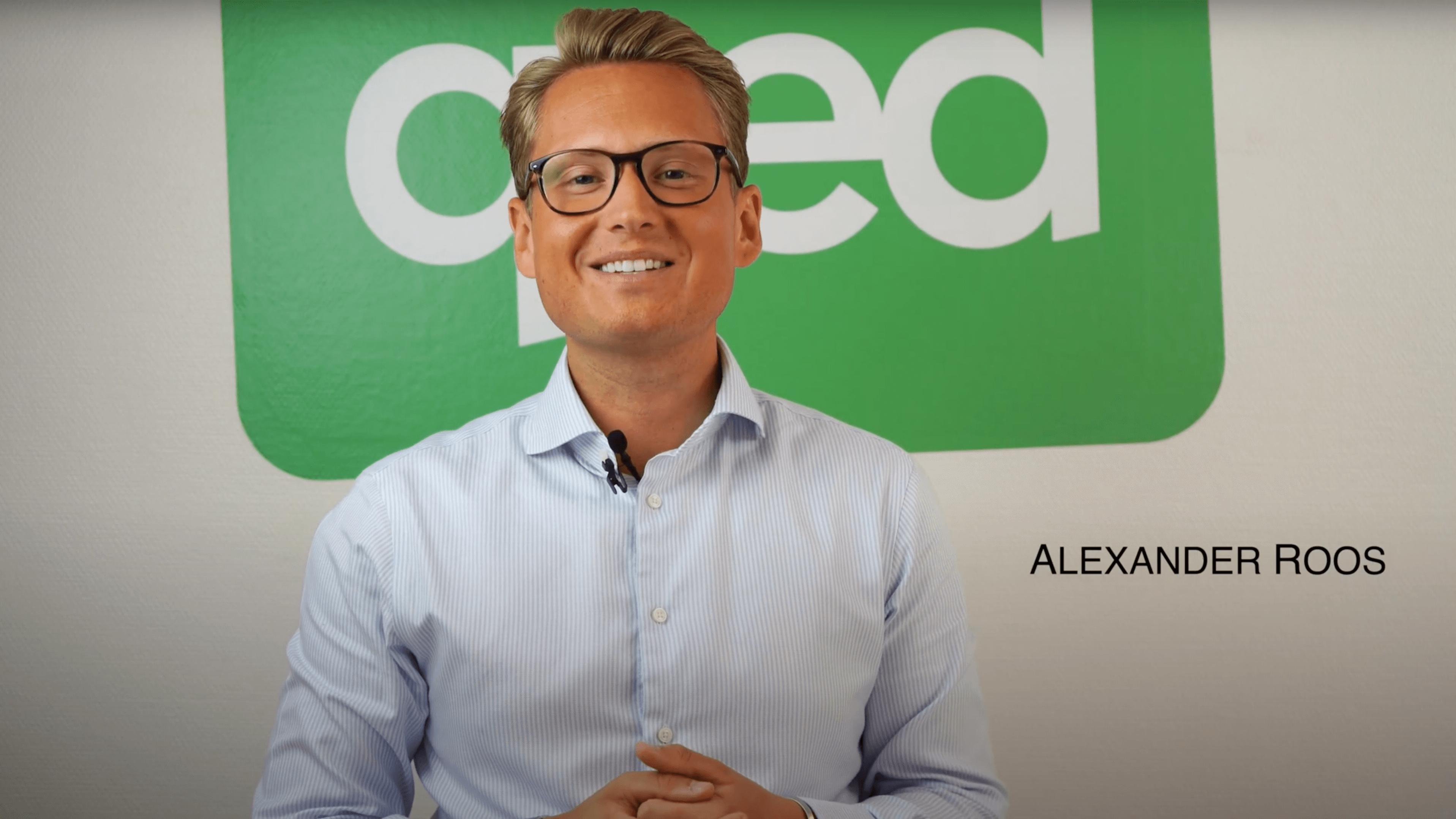 Alexander Roos om fakturabelåning