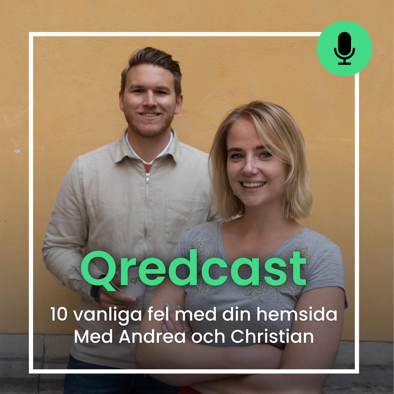 Tio vanliga fel med din hemsida podcast qredcast