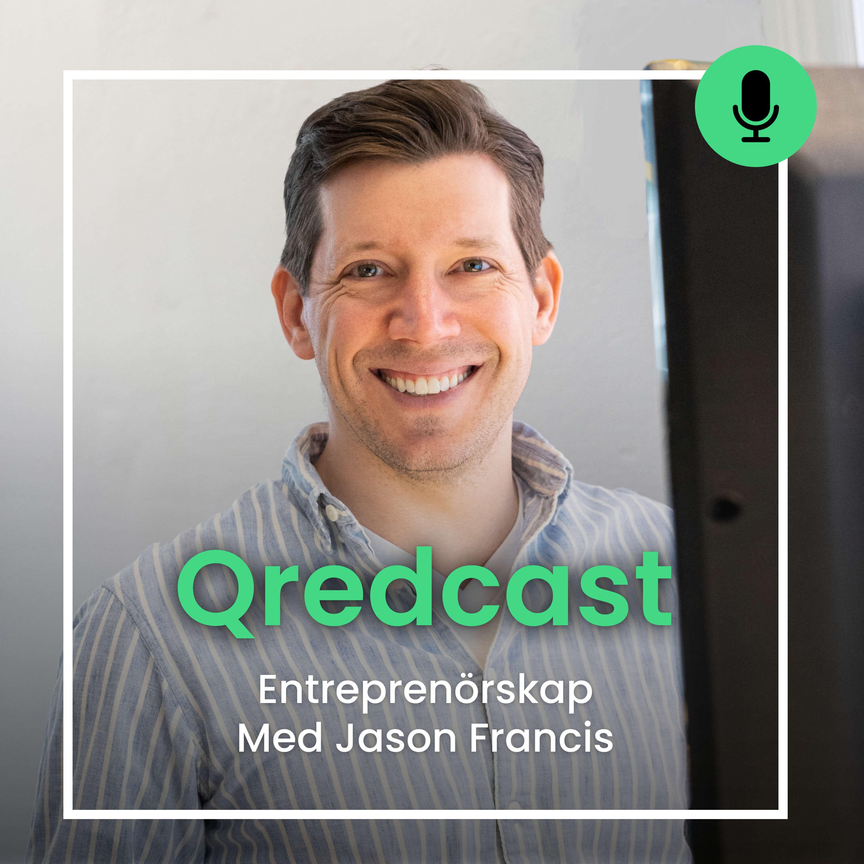 Entreprenörskap med Jason Francis på Qred