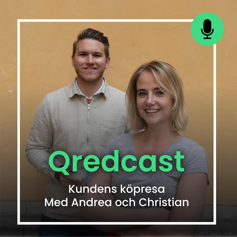 Kundens köpresa Qredcast