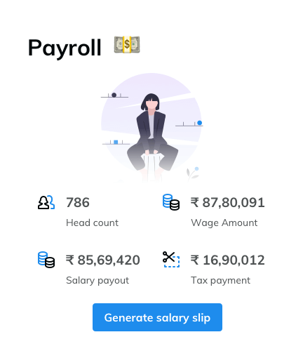 sumHR's Payroll Software in India