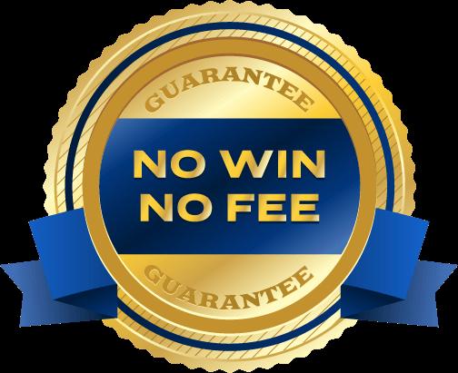 no win no fee badge