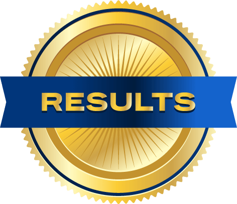 results driven badge