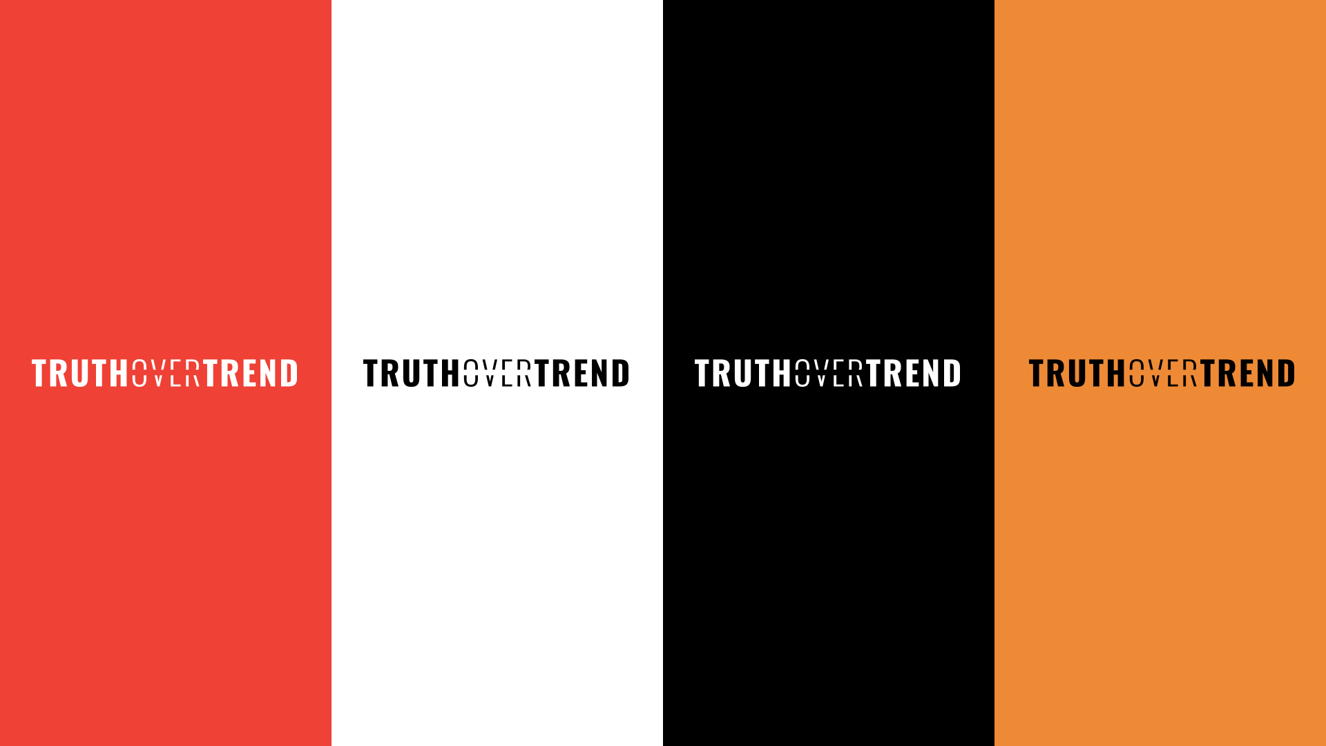 Truth Over Trend