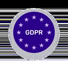 GDRP badge