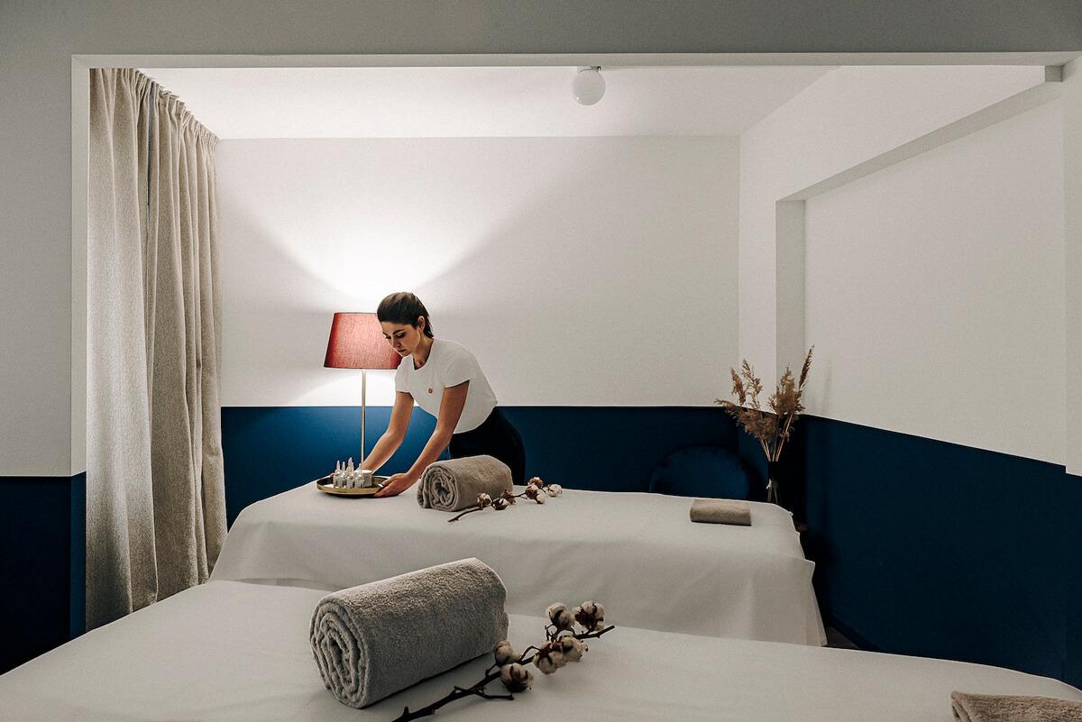 Spa 3 Hôtel Chalet Expérimental Verbier