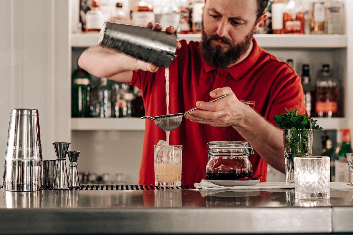 Bar 4 Hôtel Experimental Chalet Verbier
