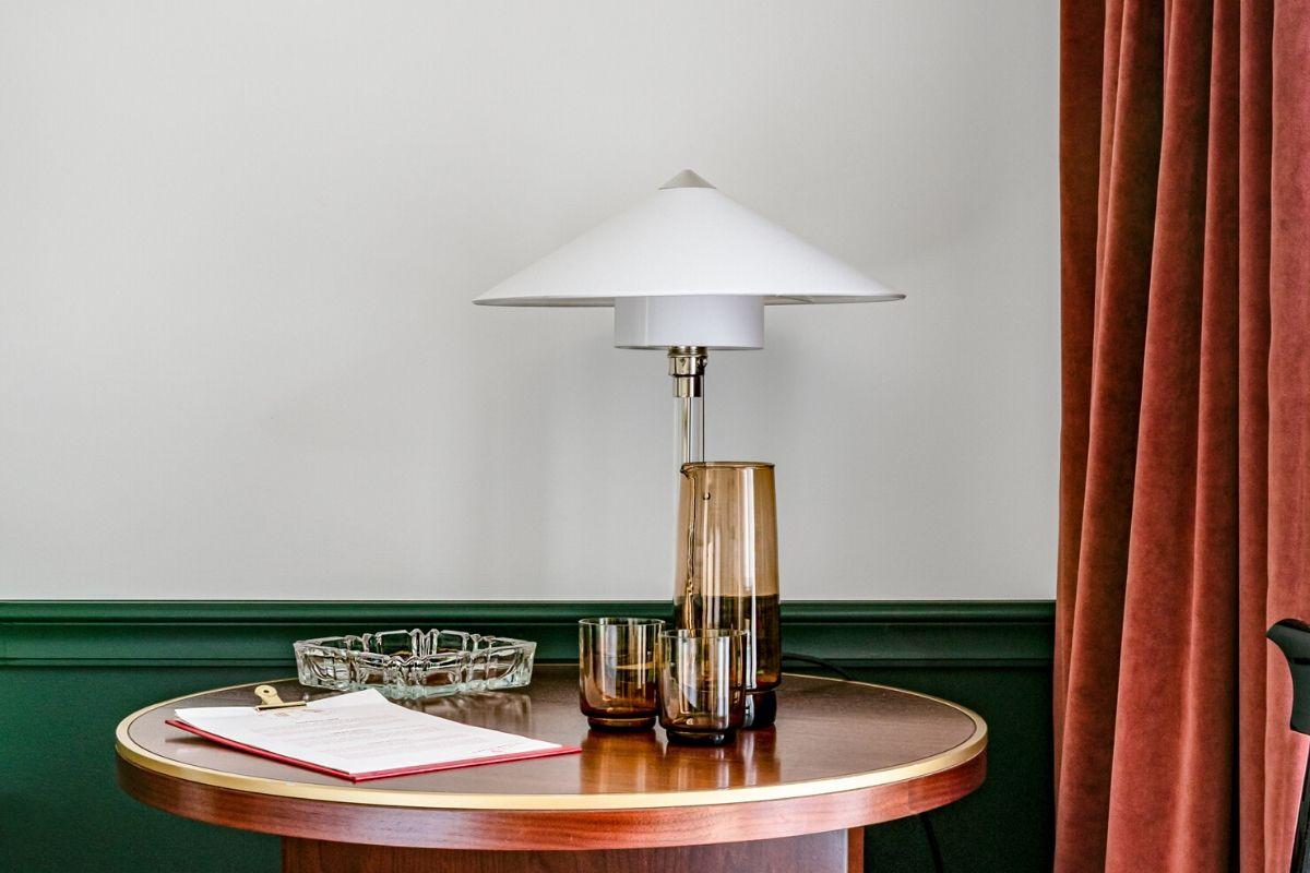Details Classic room Experimental Chalet Hotel Verbier