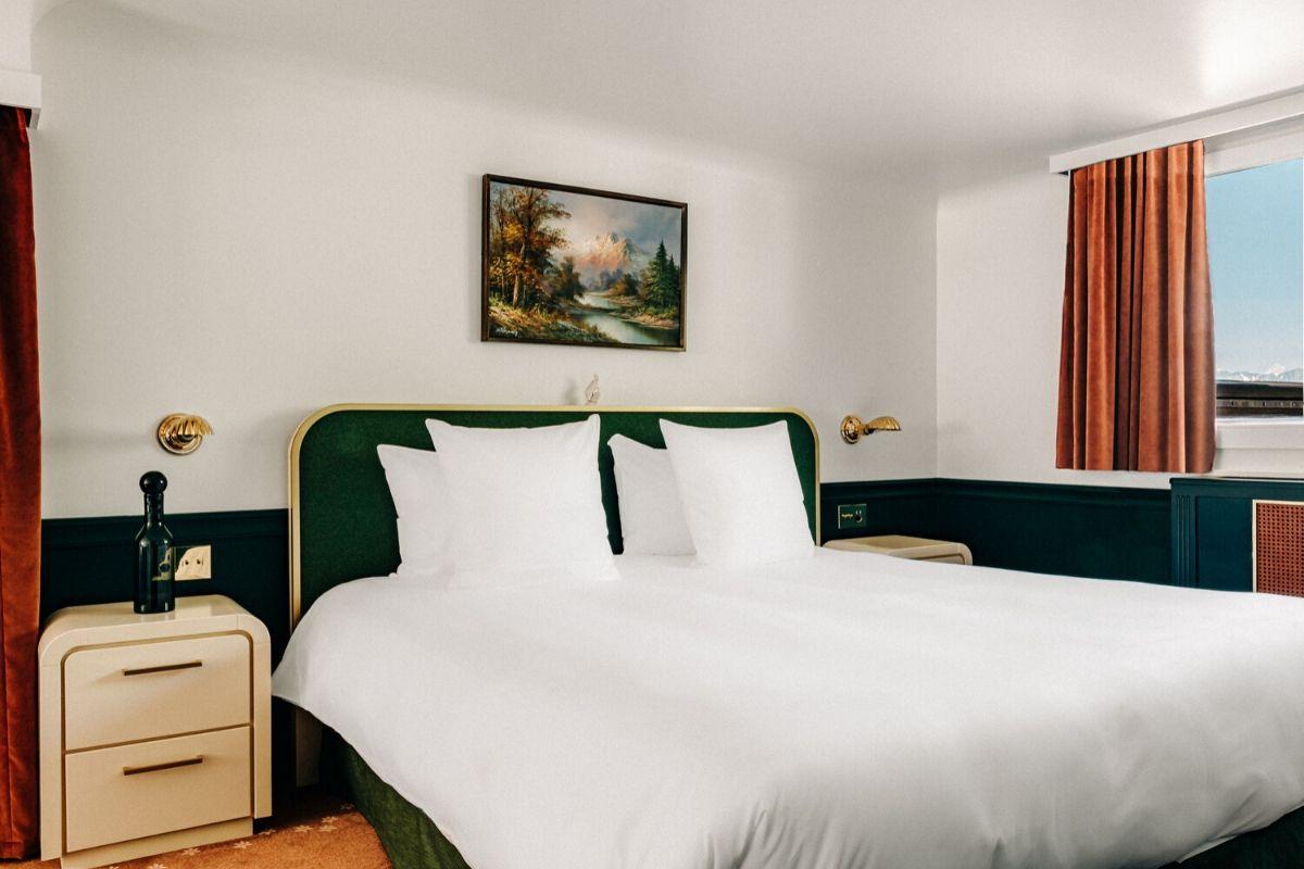 Panorama Suite Experimental Chalet Hotel Verbier