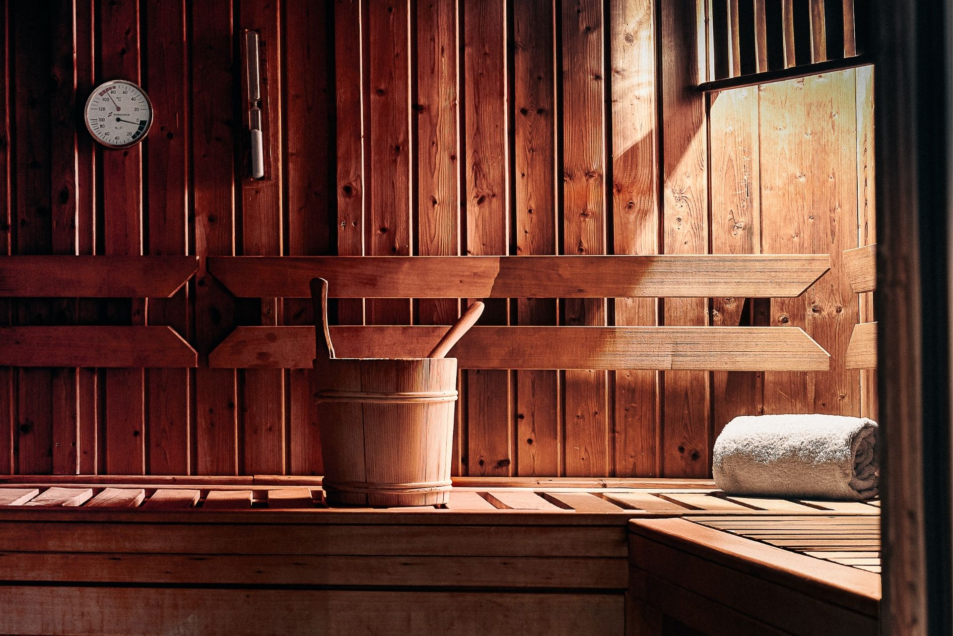 Sauna 3 Experimental Chalet Hotel Verbier