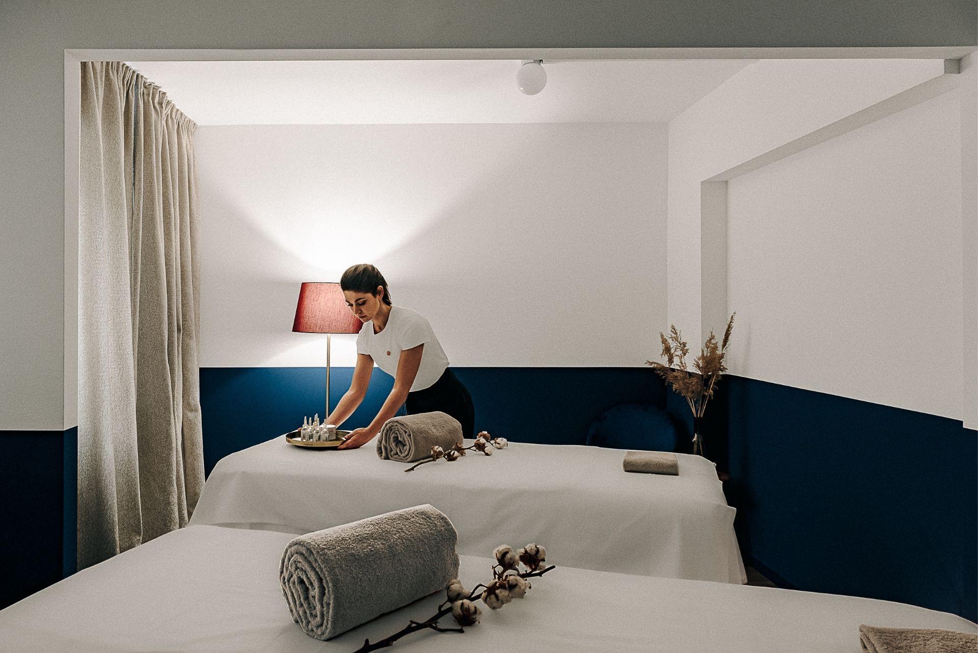 Massages Chalet expérimental Hôtel Verbier