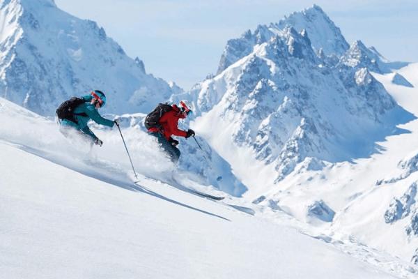 Ski Experimental Chalet Hotel Verbier