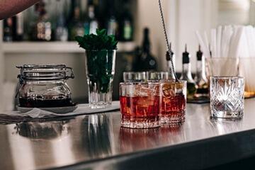 Bar Hôtel Experimental Chalet Verbier