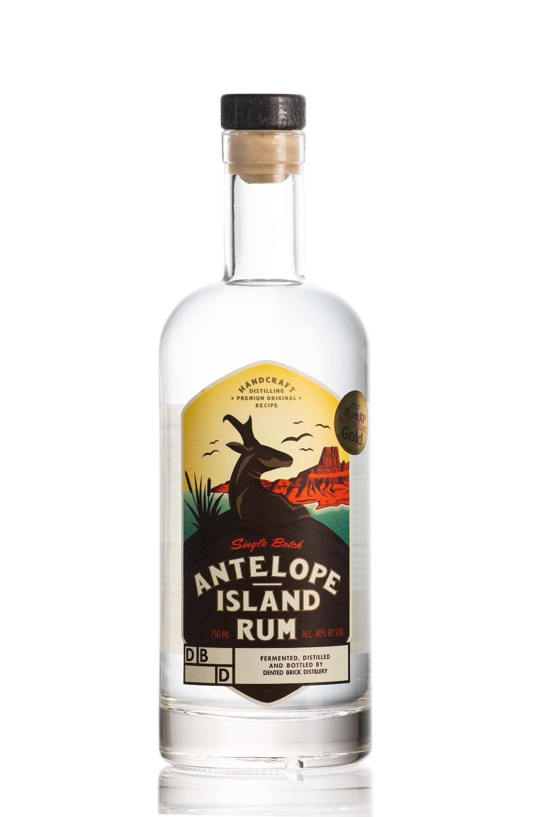 Antelope Island Rum by Dented Brick®