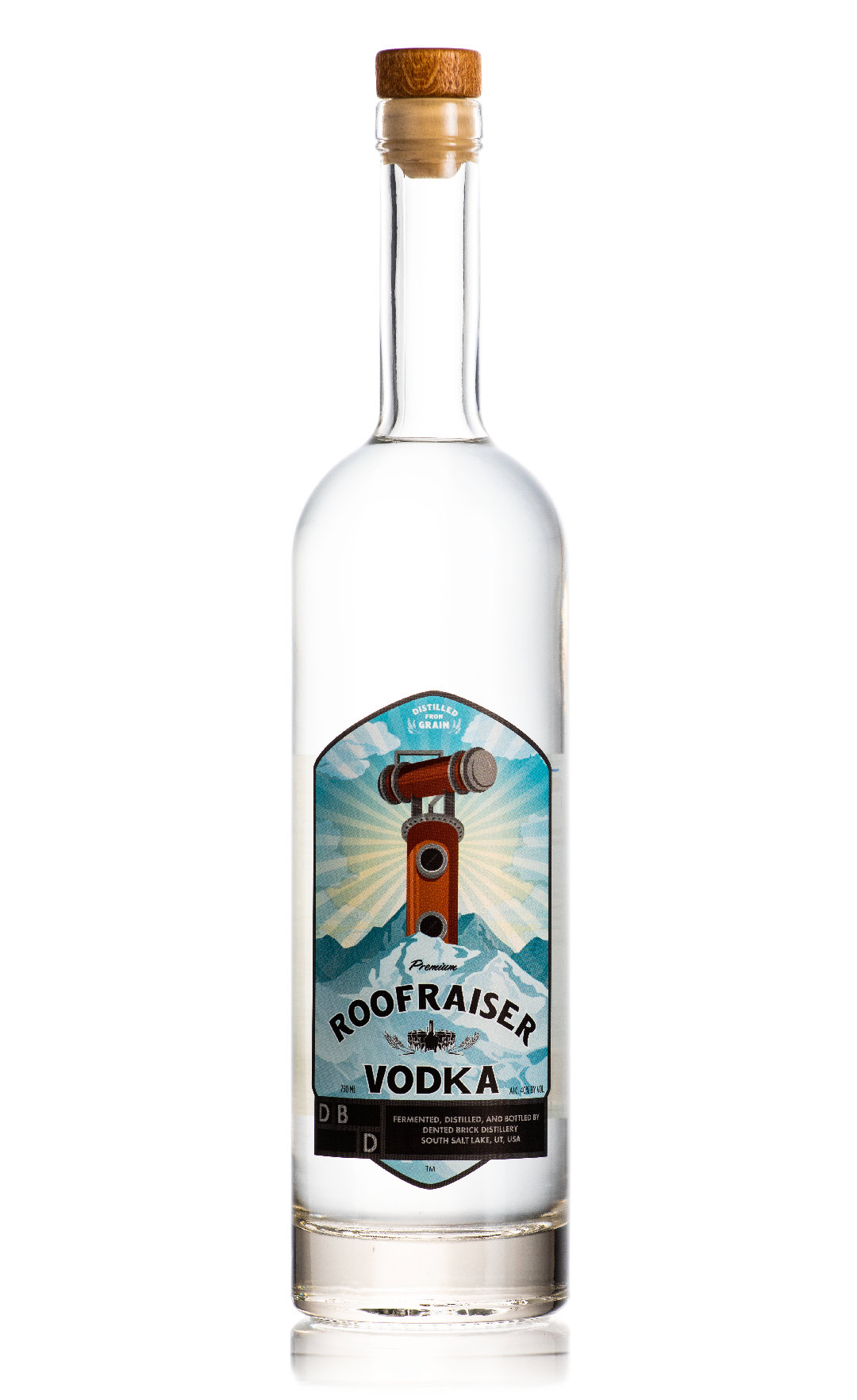 Dented Brick Roofraiser Vodka®