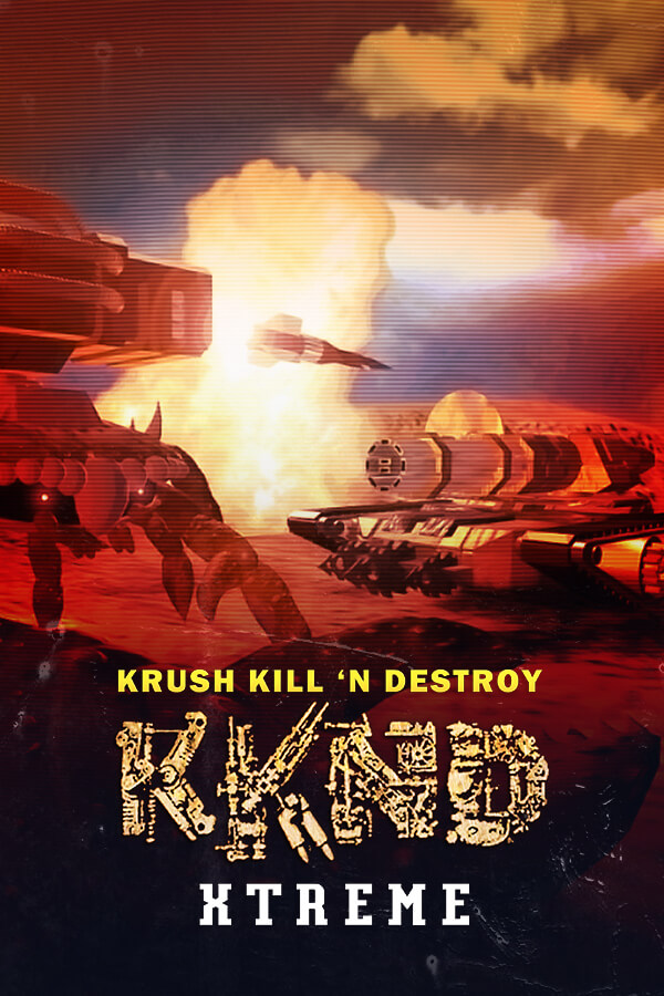 Krush Kill 'N Destroy Xtreme