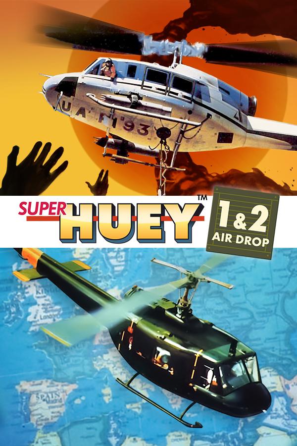 Super Huey™ 1 & 2 Airdrop