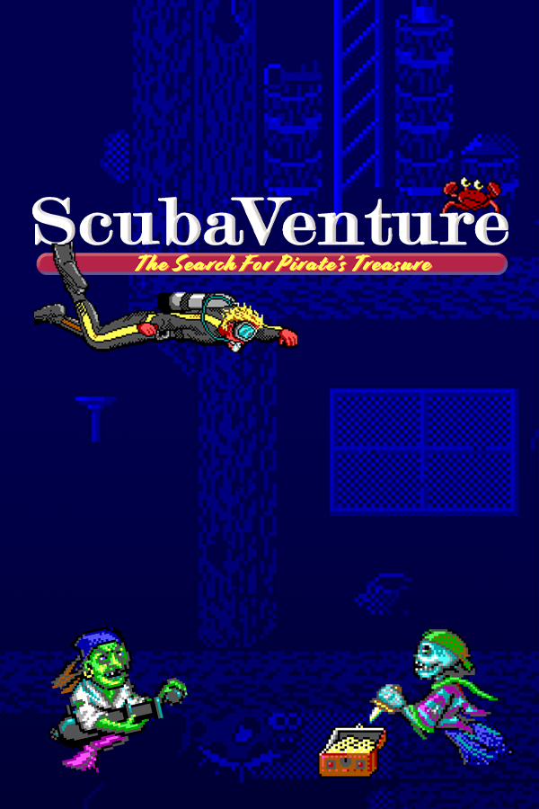 ScubaVenture: The Search for Pirate's Treasure
