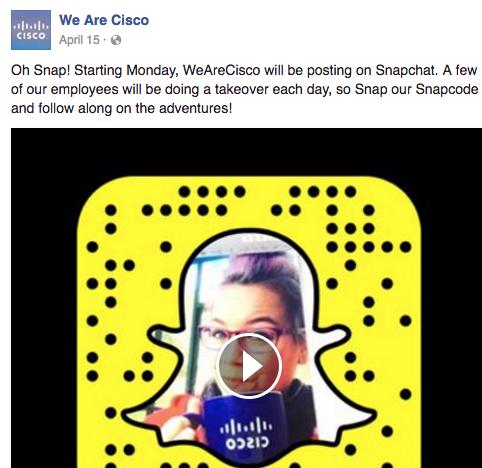 """""""Cisco's"""