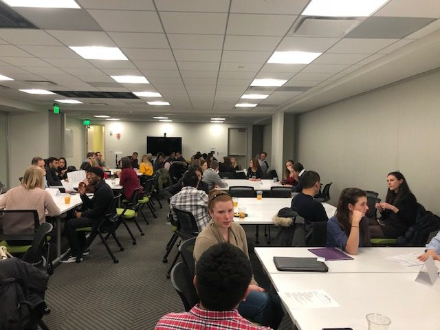 Taking Talent Communities Offline With A Career Pivots Event