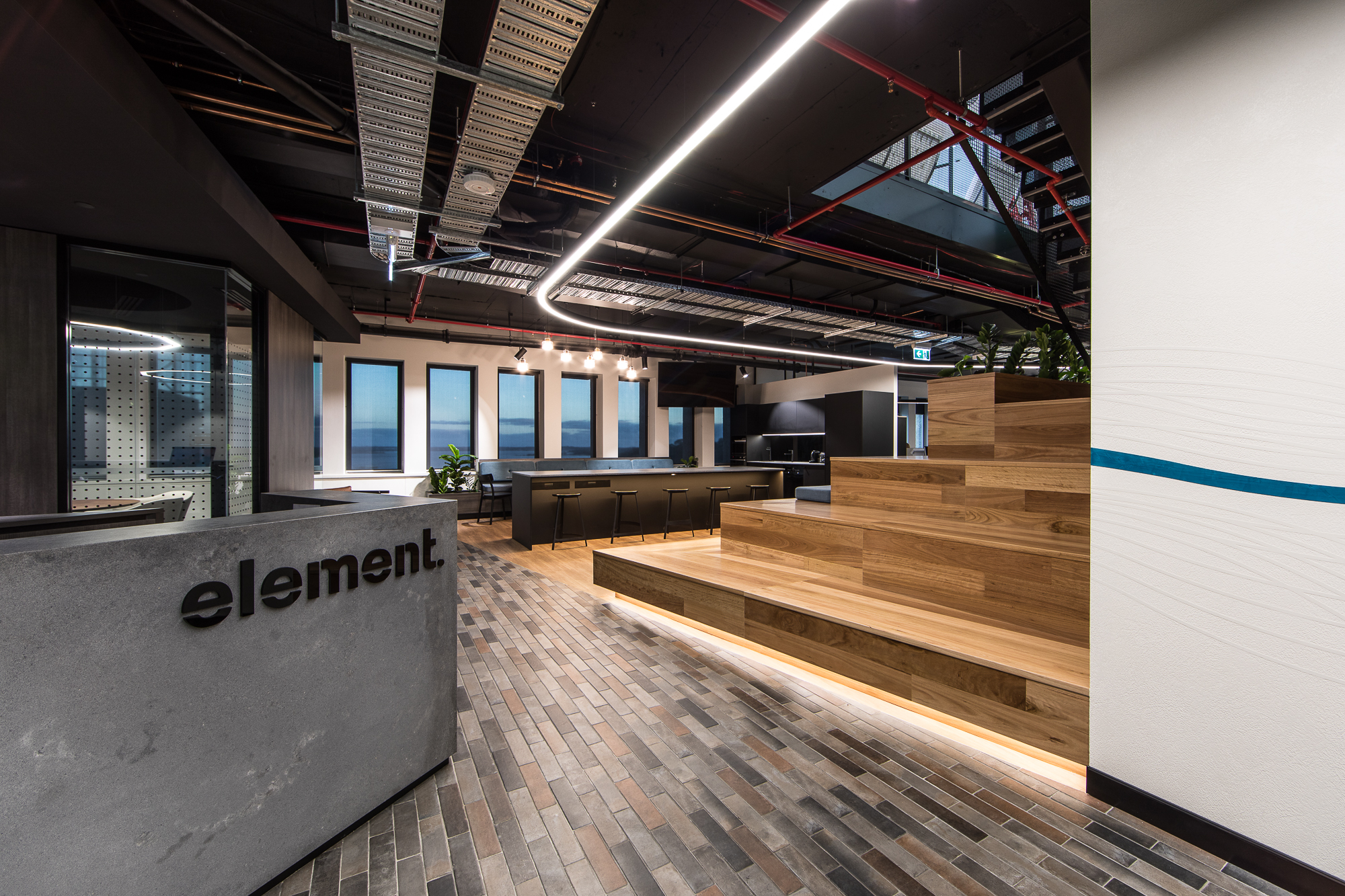 Element Reception by Evolve Photography