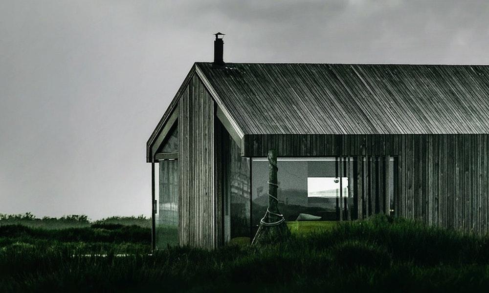 Udbygning sommerhus