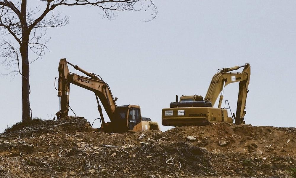 Udgravning