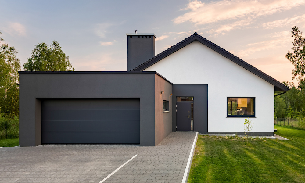 Bygge garage