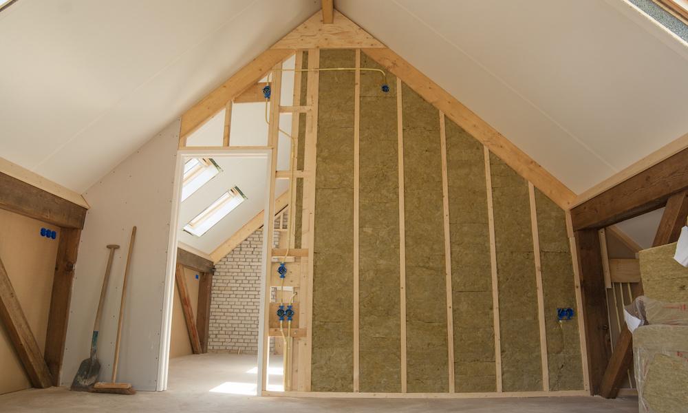 Isolering af loft