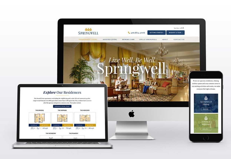 springwell-responsive-website