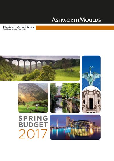Ashworth Moulds budget 2017