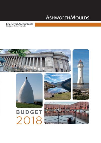 Ashworth Moulds budget 2018