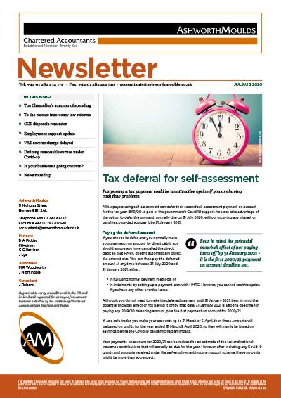 Ashworth Moulds newsletter