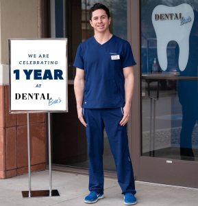 Dr. Ben Cooperman at Dental Ben's in Peoria
