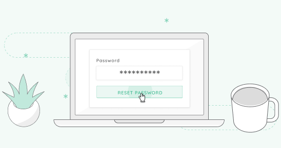 Should end-users Reset their Passwords?