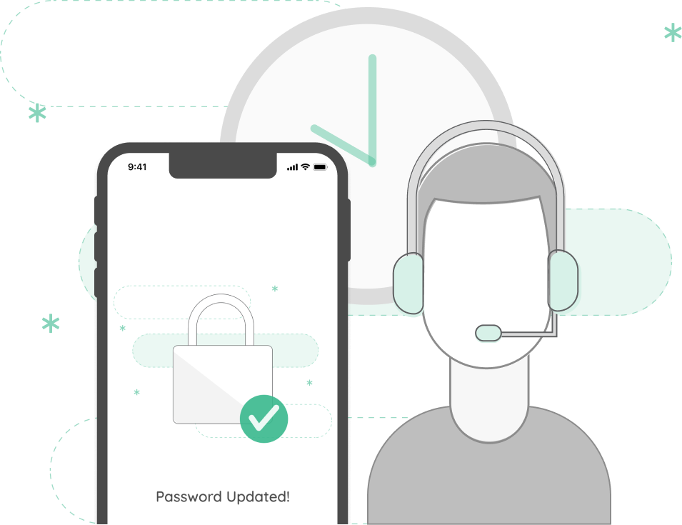 Even though they are simple tasks, password resets and account unlocks are time-consuming. Within a Connectwise service ticket, Quickpass can quickly and easily handle all of your end user password resets, account unlocks and user verifications.