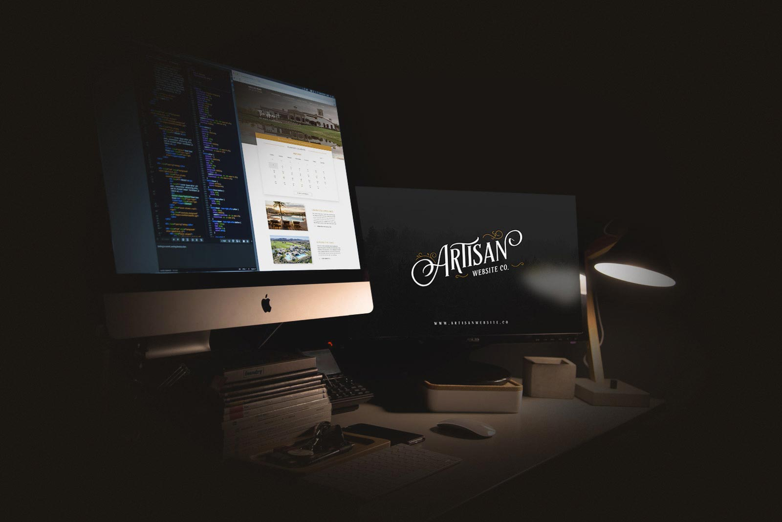Las Vegas website and design studio.