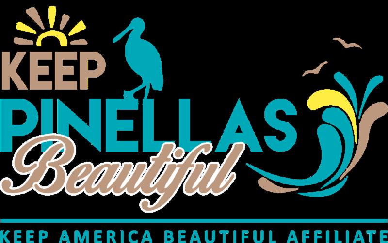 keep pinellas beautiful logo