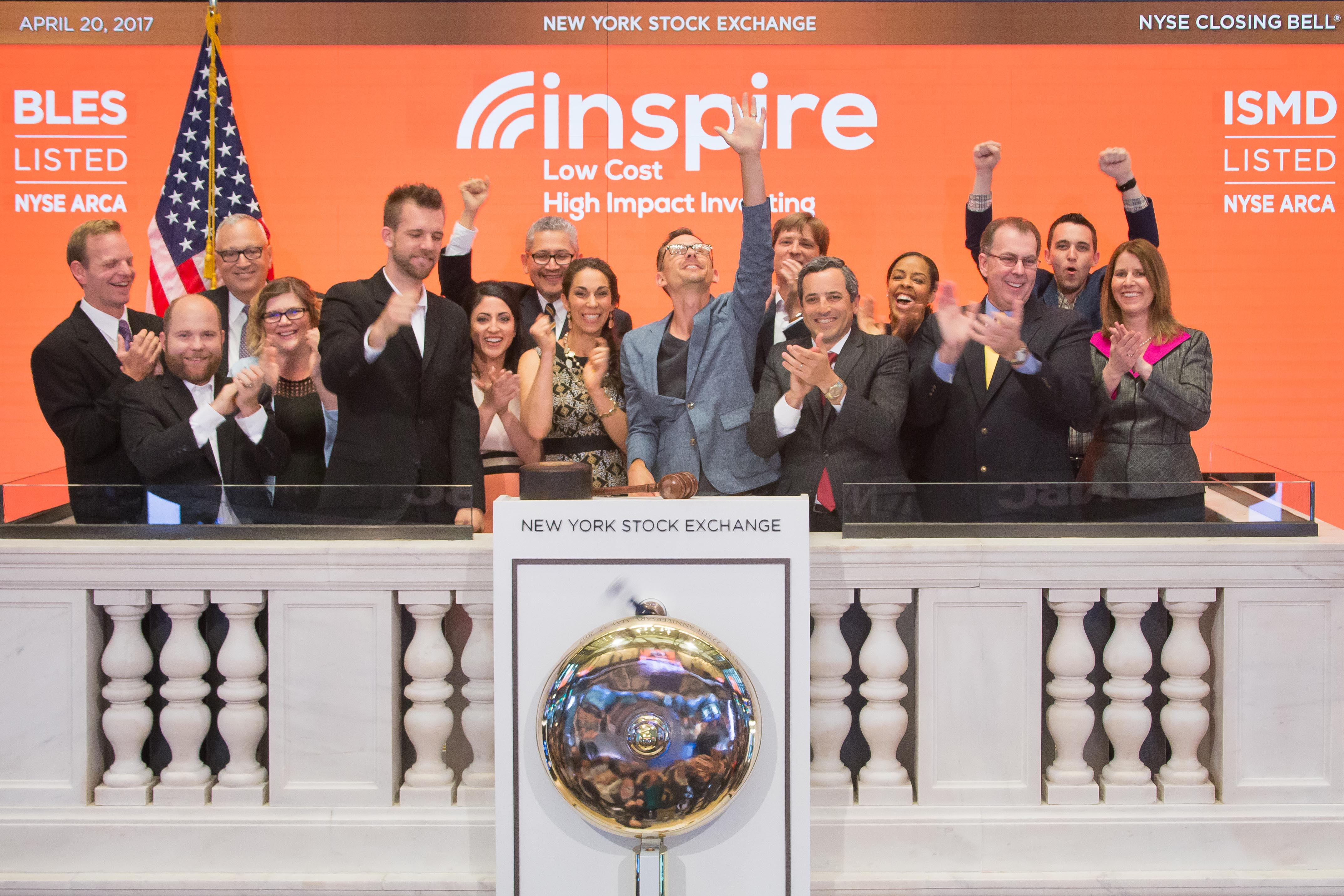 Reflections On Ringing The NYSE Closing Bell