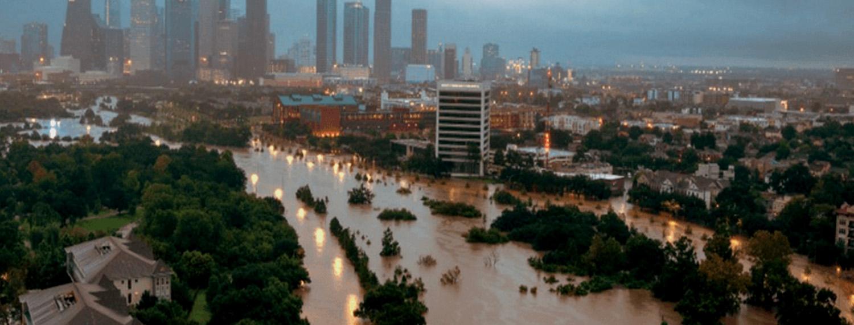 Where Is God When Houston Happens?