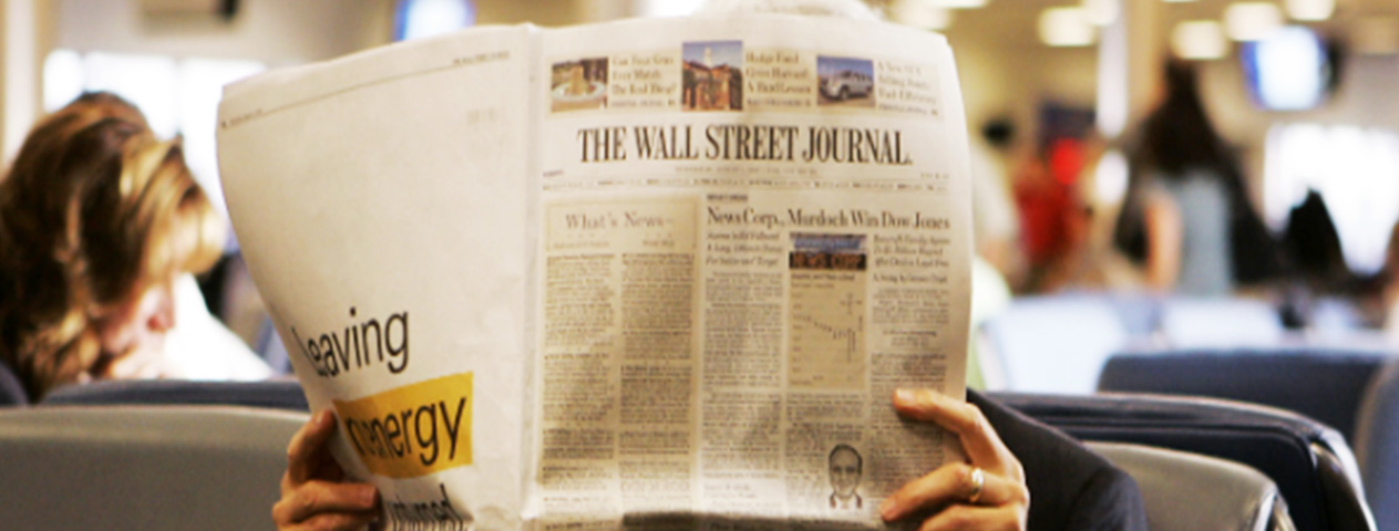 Why The Wall Street Journal Is Wrong About Socially Responsible Investing