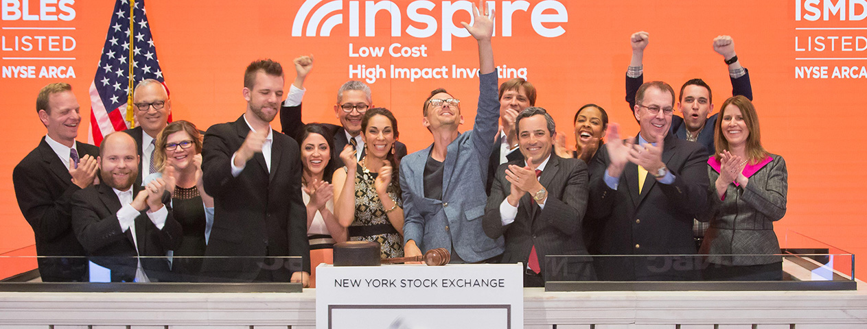 Christian Leaders Descend Upon New York Stock Exchange With Inspire Investing as Biblically Responsible Investing Movement Gathers Steam