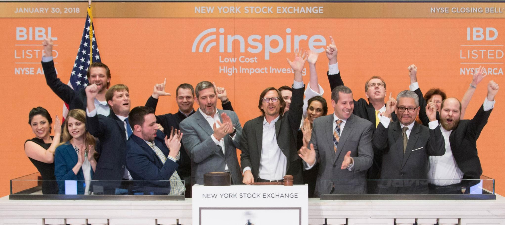 Inspire Investing Surpasses $200 Million Assets Under Management